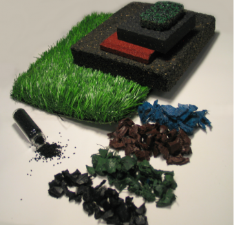 Image of Synthetic Turf and Crumb Rubber Products