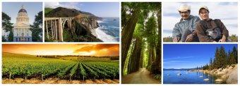 OEHHA Climate Change Indicators of California 2013 header image