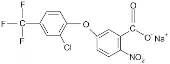 Acifluorfen Sodium