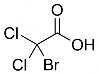 Bromodichloroacetic acid