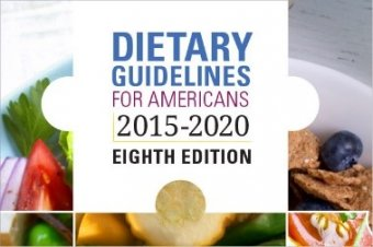 US Dietary Guidelines 2015-2020