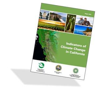OEHHA Climate Change Indicators of California 2013 image